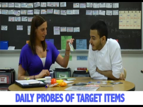 Protocols for Teaching Tacts of Actions