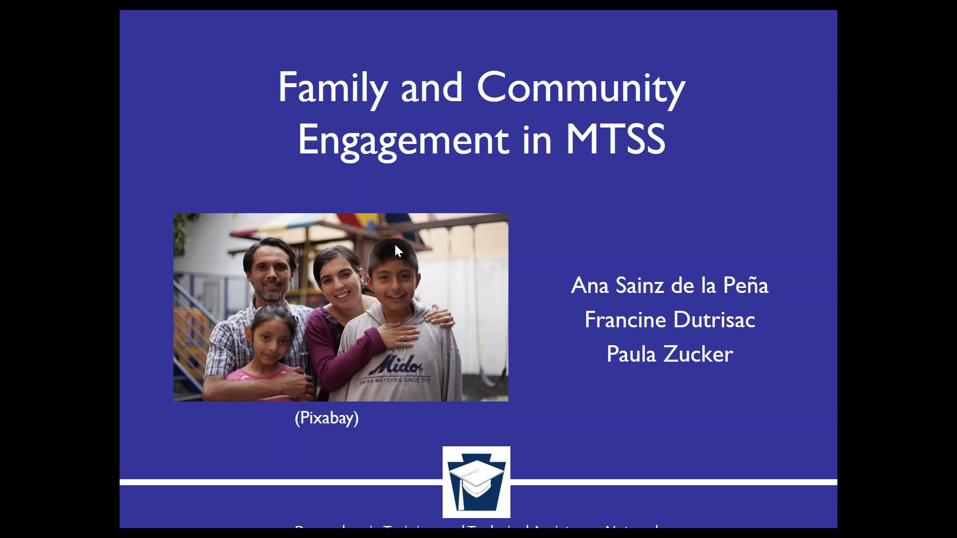 Family and Community Engagement in MTSS