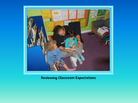 Reviewing Classroom Expectations