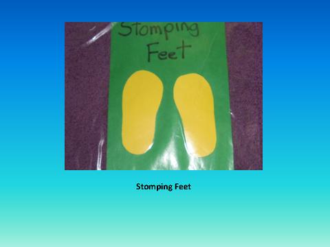 Stomping Feet