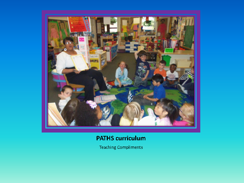 PATHS curriculum Teaching Compliments