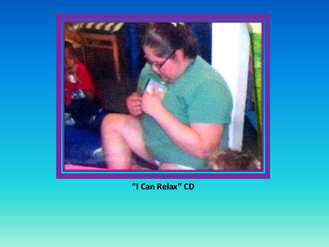"""""""I Can Relax"""" CD"""