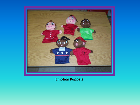 Emotion Puppets
