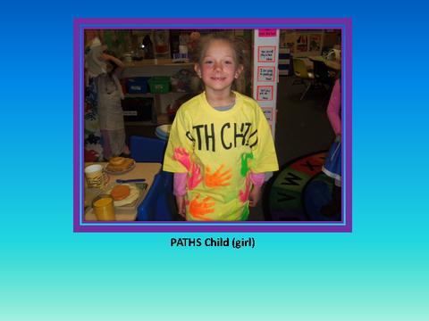 PATHS Child (girl) [photograph: girl]