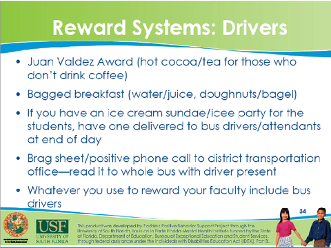reward systems drivers
