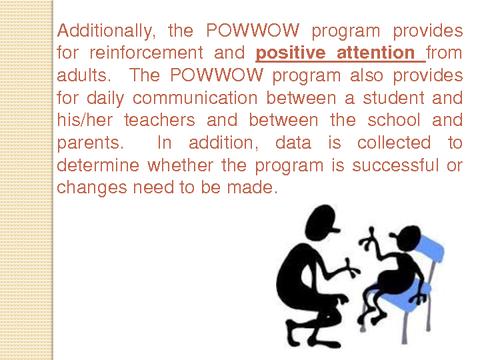 POWWOW program