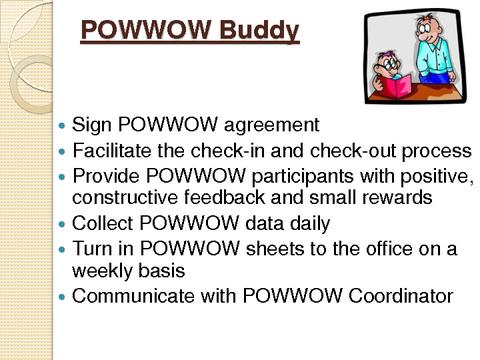 POWWOW Buddy