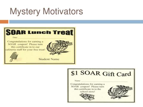 mystery motivators