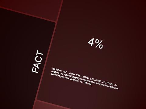 FACT 4%