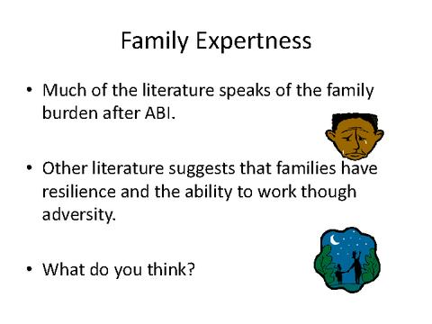 Family Expertness