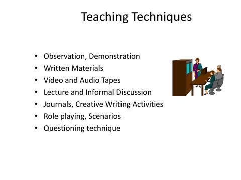 education technique